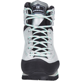 Garmont Ascent GTX Shoes Women Light Grey/Light Green